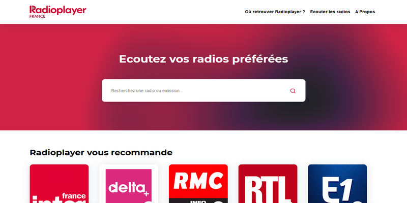 Radioplayer France